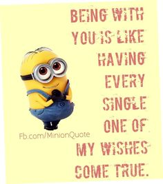 36 Best Funny Minion Quotes