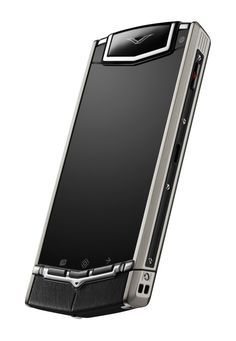 Luxury phone manufacturer Vertu has once again designed a phone that is truly out of this world. The Verti Ti is unlike anything we've ever seen before.