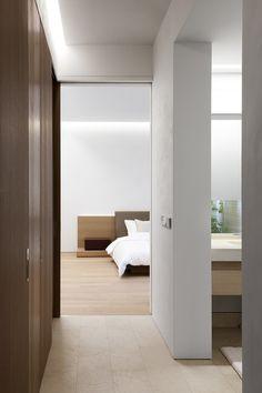 Jeong Jaeheon House Design, Bedroom, Interior, Furniture, Home Decor, Facades, Architecture, Decoration Home, Room Decor