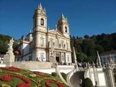 Bom Jesus do Monte, Braga, Portugal:) Foto de Natalya Bulatova