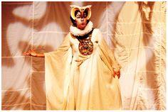 Com a utilização de máscaras, sombras e trilha sonora original, o espetáculo narra as aventuras do herói contra vilões em florestas negras, animais falantes e põe à prova valores como a coragem diante das adversidades