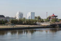 30 Social Housing Units in Nantes  Antonini + Darmon Architectes