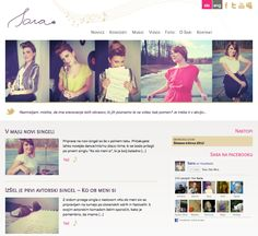 Spletna stran pevke Sare Petrovčič http://sarapetrovcic.com/