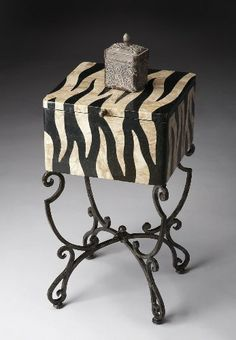 Butler Specialty 3086025 Metalworks Other Home Accent in Black And White by Butler Specialty. $309.00. Transitional Other Home Accent in Black And White from the Metalworks Collection by Butler Specialty. Dimensions: 26.25 H 14.50 W - 3086025