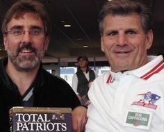 Boston Patriots and Northeastern University RB Bob Cappadona.