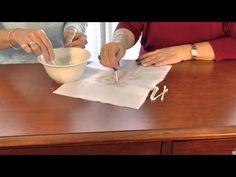 Video Tutorial: Cutwork Design