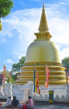 Dambulla Temple in Sri Lanka, Asia   #SriLanka #Asia