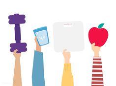 626 x 467 ( Student Planner Printable, Food Wallpaper, Apple Wallpaper, Clinic Design, Creative Poster Design, Food Backgrounds, Fitness Design, Free Illustrations, Fitness Nutrition