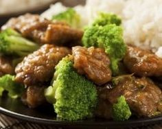 Use inexpensive stew meat to make take out favorite Broccoli Beef at home using your slow cooker. Tender beef and crunchy broccoli in a thick sauce. Asian Recipes, Beef Recipes, Cooking Recipes, Healthy Recipes, Healthy Meals, Recipies, Delicious Recipes, Easy Recipes, Ethnic Recipes
