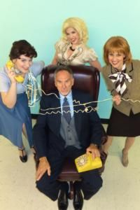9 TO 5: THE MUSICAL Onstage at The Gaslight Dinner Theatre Through October 13
