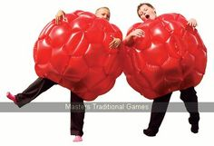 Large Belly Bump Balls - Pack of Two