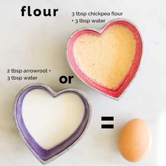 Whether you have an egg allergy, are vegan or avoid eggs for health reasons, this Baking Substitutes for Eggs Guide will help provide an egg free solution. Egg Substitute In Baking, Butter Substitute, Fruit Puree, Most Common Food Allergies, Meatloaf Burgers, Egg Alternatives, Egg Allergy, Egg Replacement, Cooking
