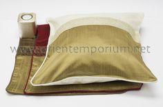 #Jastučnica ARTSILK dvobojna 40x40cm – 350 din  http://www.orientemporium.net/shop/jastucnince/jastucnica-artsilk-dvobojna-40x40cm/