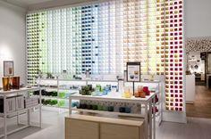 Iittala flagship store by Pentagon Design, Helsinki – Finland Helsinki, Visual Merchandising, Pentagon Design, Living Room Lounge, Retail Store Design, Branding, Brand Identity, Co Working, Retail Interior