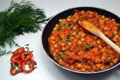 Romanian Food, Balanced Meals, Fii, Chana Masala, Metabolism, Healthy Recipes, Healthy Food, Ethnic Recipes, Chickpeas