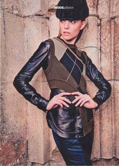 Comptoir des Cotonniers - MADAME FIGARO - Octobre 2012 (Pantalon)