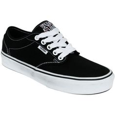 Vans Women's Shoes, Atwood Sneakers, found on polyvore.com