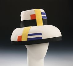 Mondrian    Sally Victor, 1962    The Metropolitan Museum of Art