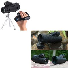 Waterproof Monocular outdoor lover gift