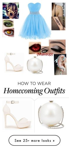 """""""Untitled #459"""" by gueng on Polyvore featuring Nly Shoes and Chanel"""