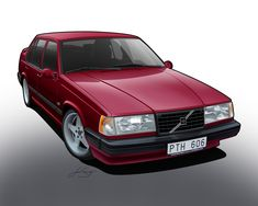 Volvo 940Turbo