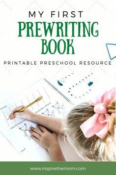 Homeschool Preschool Curriculum, Preschool Schedule, Preschool Worksheets, Preschool Learning, Kindergarten Activities, Writing Activities, Toddler Preschool, Preschool Activities, Spelling And Handwriting