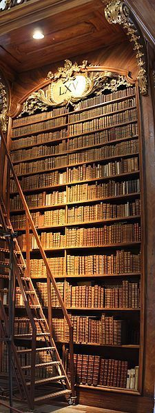 home: Libraries - myLusciousLife State Hall of the Austrian National Library, Vienna.State Hall of the Austrian National Library, Vienna. Beautiful Library, Dream Library, Library Wall, Beautiful Beautiful, Library Ladder, Grand Library, Special Library, Home Libraries, Book Nooks