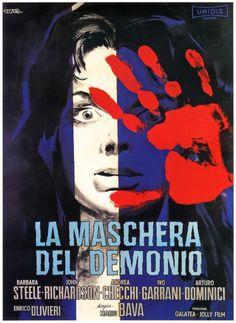 la maschera del demonio(1960) I Mario Bava