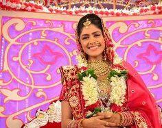 Mrunal Thakur's Bridal lehenga was made in just 1 day for the wedding sequence in KumKum Bhagya ! Read More: http://cityairnews.com/content/mrunal-thakurs-bridal-lehenga-was-made-just-1-day-wedding-sequence-kumkum-bhagya