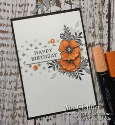 Amazing You, SAB 2018, Sweet Soiree, Stampin Up