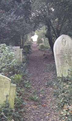 Old Barnes Cemetery.