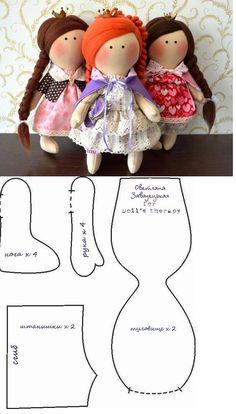 """encontrado en Mimin """"Dolls"""""""