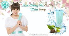 Kem dưỡng ẩm da ốc sên Hàn Quốc Water Drop - Seed & Tree