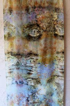 Rust Printing « Threadborne  Wendy Fe