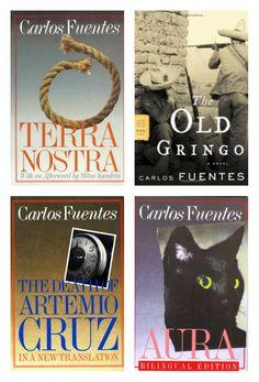 Carlos Fuentes Books!