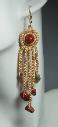 Danglers by iceice on Etsy, $20.00