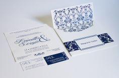 Convite de casamento Kamilla & Sérgio (wedding invitation)