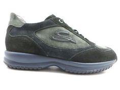 #Santoni #sneakers #blu/grigio #uomo #man #zooode