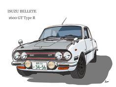ISUZU Bellete GT TypeR