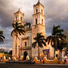 excursiones riviera maya valladolid iglesia