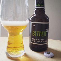Volle Ladung Hopfen - für mich ein Meisterwerk  von der Brauerei #rittmayer #bier #bitter58 #hallerndorf #franken #seit1422 #isteszuhopfigbistduzusoft #beerpics #beerlove #sonntagsbier