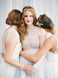 Rhylan Lang wedding gowns #bridal #weddingdress