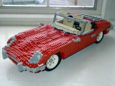 lego car. COOL