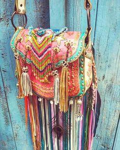 Boho Hippie, Estilo Hippie, Hippie Bags, Boho Bags, Boho Gypsy, Gypsy Style, Hippie Style, Bohemian Style, Bohemian Bag