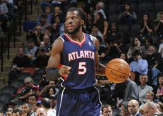 DeMarre Carroll scored 17 points and grabbed 8 rebounds against the Spurs.