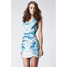 beauxx.com | Run the World Dress via Polyvore