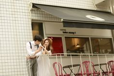 View photos in Korea Pre-Wedding - Casual Dating Snaps, Seoul . Pre-Wedding photoshoot by May Studio, wedding photographer in Seoul, Korea. Prenuptial Photoshoot, Casual Date, Pre Wedding Photoshoot, Kobe, Seoul, Photography Poses, Engagement Photos, Korean Fashion, Wedding Planning