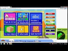 Juegos educativos para niños y niñas de entre 3 y 10 años - https://www.juegosarcoiris.com/