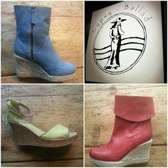 Alle GYPSY BALLAD schoenen en laarzen nu 30% korting! Wij zijn al in IBIZA sferen...GYPSY BALLAD! En ze lopen ook nog eens super!