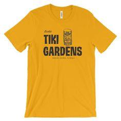 Tiki Gardens T-Shirt